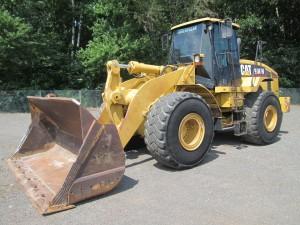 2006 Caterpillar 966H Rubber Tire Wheel Loader