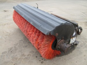 "Bobcat 72"" Angle Broom Attachment"