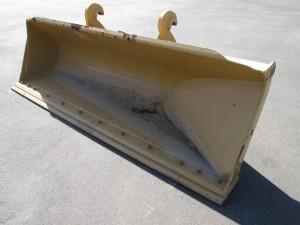 "112"" JRB Side Dump Bucket With BOCE"