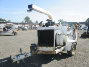 2007 Altec DC1217 Tow Behind Chipper