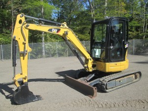 2012 Caterpillar 303.5D CR Mini Excavator