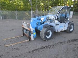 2010 Genie GTH-5519 Telescopic Forklift