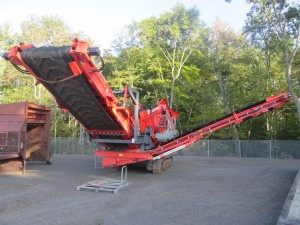 2014 Terex Finlay 3 Product Screening Plant