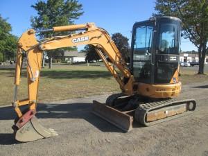 2013 Case CX31B Mini Excavator