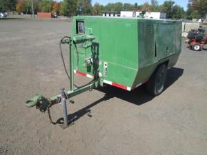Sullair Tow Behind Air Compressor