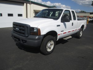 2007 Ford F-250 Extended Cab Pickup
