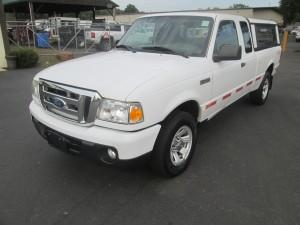 2009 Ford Ranger XLT 4 Door Extended Cab