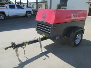 2016 Chicago Pneumatic Tow Behind Air Compressor