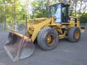 1999 Caterpillar 938G Rubber Tire Wheel Loader