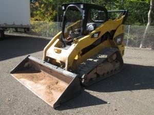 2012 Caterpillar 289C2 Track Skid Steer