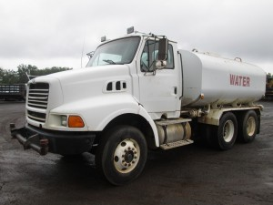 1998 Ford T/A Water Truck