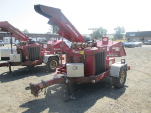 2009 Bandit Industries 1690 Tow Behind Chipper