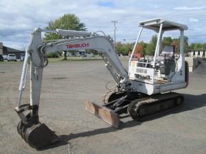 1999 Takeuchi TB025 Mini Excavator