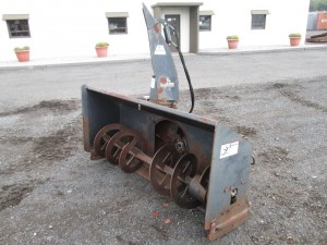 "Erskine ES2400 72"" Snow Blower Attachment"