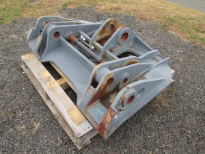 JRB Hydraulic Quick Coupler