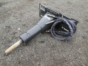 Bobcat HB980 Hydraulic Breaker Attachment