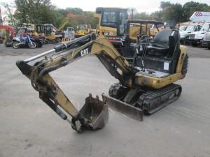 2001 Caterpillar 301.6 Mini Excavator