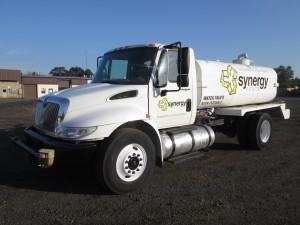 2008 International 4300 DuraStar S/A Water Truck