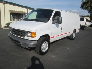 2007 Ford E-250 Van