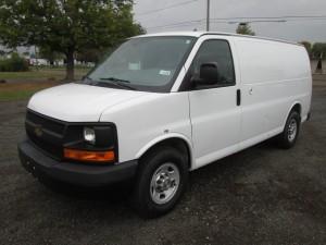 2013 Chevrolet Express Van