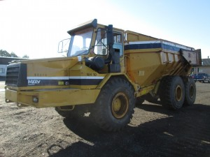 1990 Moxy 6226B Articulated Haul Truck