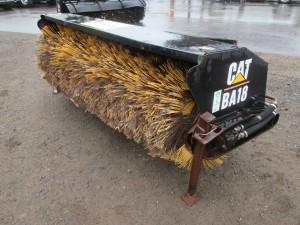 Caterpillar BA18 Power Angle Broom