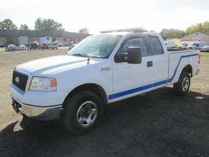 2008 Ford F-150 XLT Pickup
