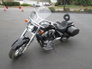 2011 Honda Shadow VT1300 Motorcycle