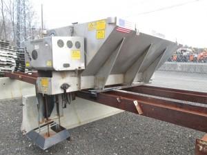 Tarco 9' Stainless Steel Sand/Salt Spreader