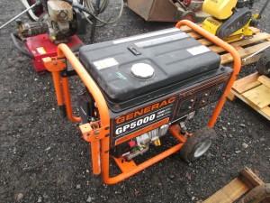 Generac GP5000 Portable Generator