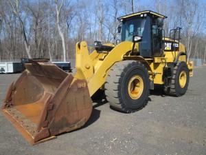 2012 Caterpillar 962K Rubber Tire Wheel Loader