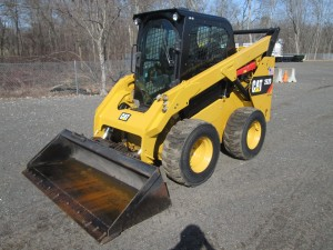 2016 Caterpillar 262D Skid Steer