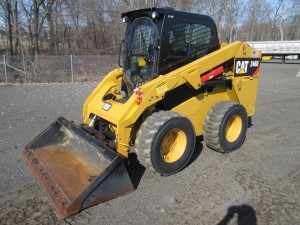 2016 Caterpillar 246D Skid Steer