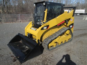 2013 Caterpillar 259B3 Track Skid Steer