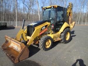 2006 Caterpillar 416E Backhoe Loader