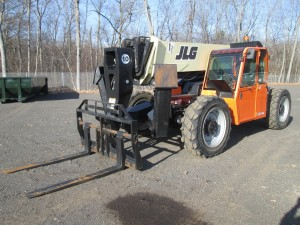 2014 JLG G10-55A Telescopic Forklift