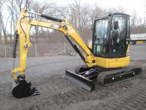 2013 Caterpillar 303.5E CR Mini Excavator