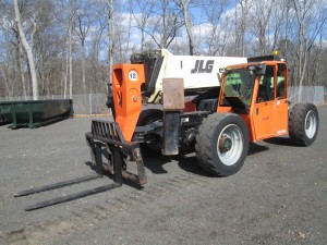 2012 JLG G12-55A Telescopic Forklift