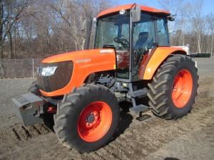 2015 Kubota M108S Tractor