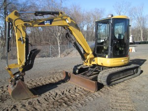 2005 Caterpillar 304 CR Mini Excavator