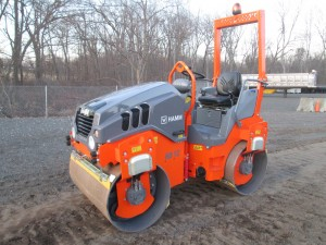 2019 Hamm HD12VV Double Drum Roller