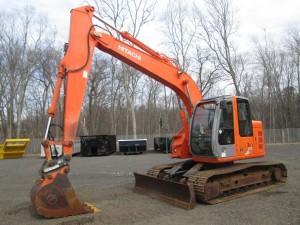 2004 Hitachi ZX135US Hydraulic Excavator