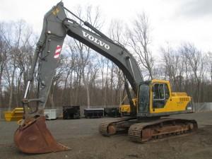 2004 Volvo EC290B LC Hydraulic Excavator