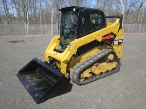 2015 Caterpillar 259D Track Skid Steer