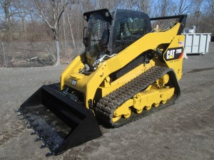 2013 Caterpillar 299D Track Skid Steer