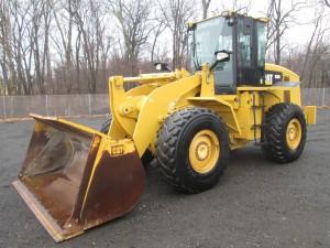 2011 Caterpillar 938H Rubber Tire Wheel Loader