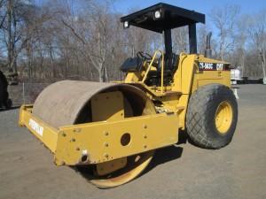 1999 Caterpillar CS-563C Smooth Drum Roller