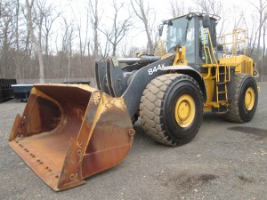 2011 John Deere 844K Rubber Tire Wheel Loader