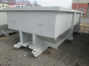 15 Yard Heavy Duty Rolloff Can