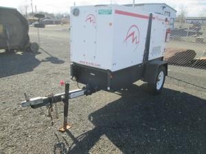 2012 Magnum 25 Tow Behind Generator